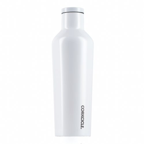 Corkcicle 'Dipped' Canteen Modernist White 475ml